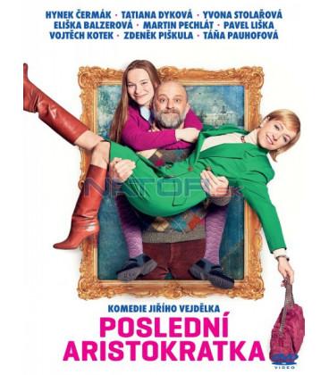 Poslední aristokratka 2019 DVD (SK OBAL)