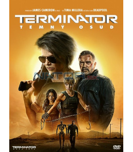 Terminátor: Temný osud 2019 (Terminator: Dark Fate) DVD