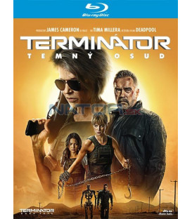 Terminátor: Temný osud 2019 (Terminator: Dark Fate) Blu-ray
