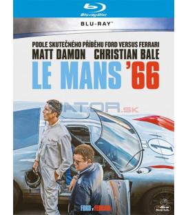 NA PLNÝ PLYN 2019 (Ford v. Ferrari) Blu-ray