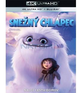 Snežný chlapec / Sněžný kluk 2019 (Abominable) (4K Ultra HD) - UHD Blu-ray + Blu-ray
