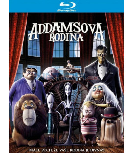 Addamsova rodina 2019 (The Addams Family) Blu-ray