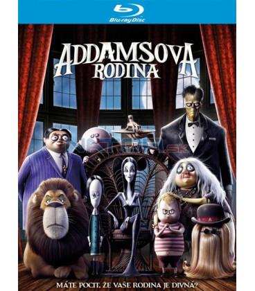 Addamsova rodina 2019 (The Addams Family) Blu-ray