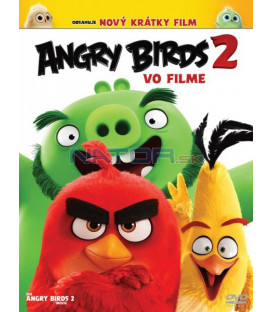 Angry Birds ve filmu 2 (Angry Birds 2) DVD