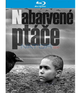NABARVENÉ PTÁČE 2019 (The Painted Bird) Blu-ray