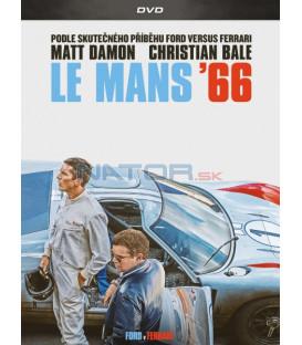 Le Mans ´66 (Ford v. Ferrari) DVD (SK OBAL)
