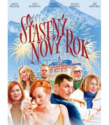 Šťastný nový rok 2019 DVD (SK OBAL)