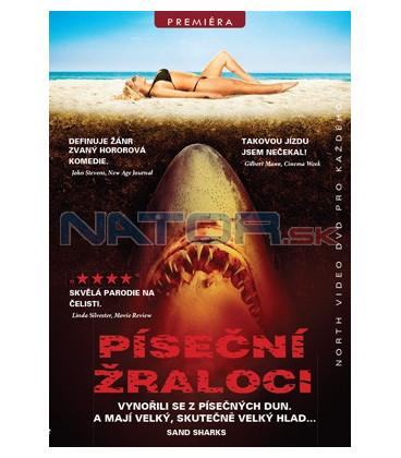 Píseční žraloci DVD