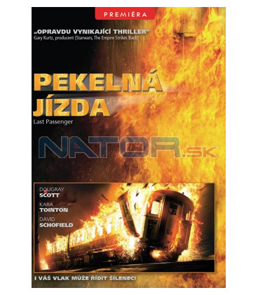 Pekelná jízda DVD