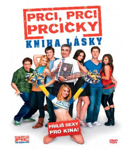 Prci, prci, prcičky - Kniha lásky (American Pie Presents: The Book of Love)