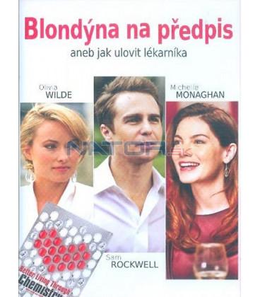 Blondýna na předpis (Better Living Through Chemistry) DVD