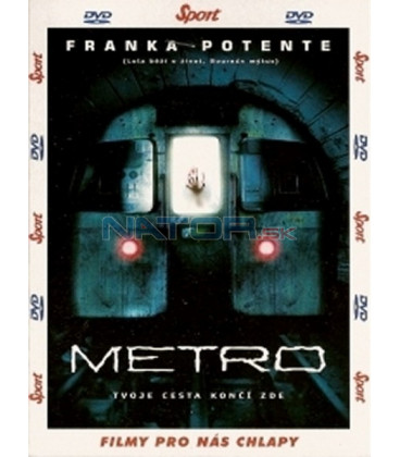 Metro (Creep) DVD