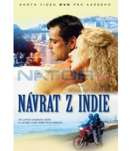 Návrat z Indie DVD