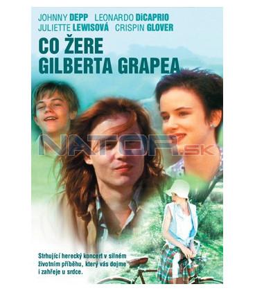 Co žere Gilberta Grapea DVD