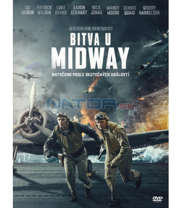 Bitva u Midway 2019 (Midway) DVD