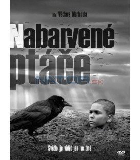NABARVENÉ PTÁČE 2019 (The Painted Bird) 2DVD (DVD+DVD bonus disk)