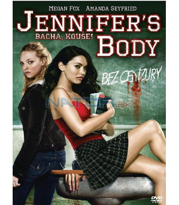 Jennifers Body - Bacha, kouše!(Jennifers Body)