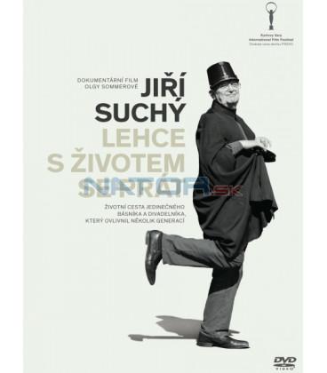 Jiří Suchý - Lehce s životem se prát 2019 DVD