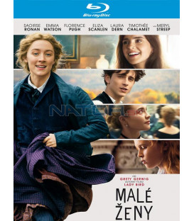 Malé ženy 2019 (Little Women) Blu-ray