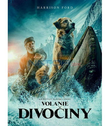 Volání divočiny 2020 (The Call of the Wild) DVD