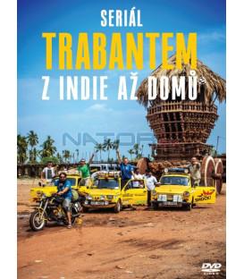 Trabantem z Indie až domů (2DVD, 14 dílů) DVD