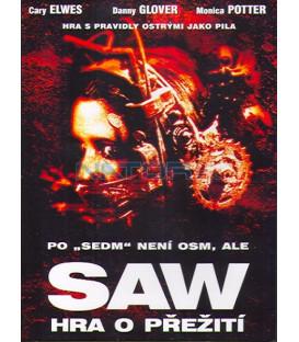 SAW: Hra o Přežití (SAW) 1 DVD