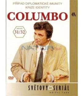 Columbo - DVD 17 - epizody 31 / 32(Columbo: A Case Of Immunity / Identity Crisis)