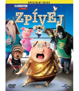 Zpívej (Sing) DVD