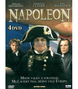 Napoleon kolekce /4 DVD/ (Napoleon) DVD