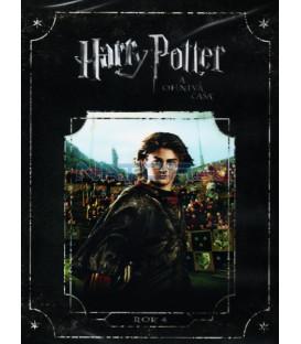 Harry Potter a Ohnivá čaša (Harry Potter and the Goblet of Fire) DVD (SK)
