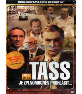 TASS je zplnomocněn prohlásit 5XDVD Kolekcia