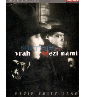 Vrah mezi námi 1931 (M - Eine Stadt sucht einen Mörder) DVD