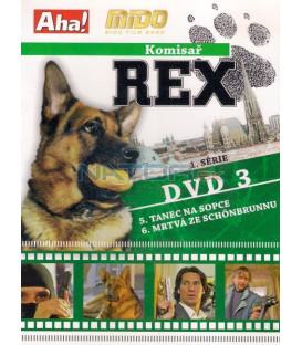 Komisár Rex (Kommissar Rex) DVD
