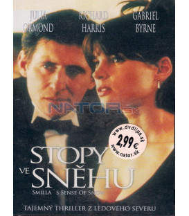 Stopy ve sněhu 1997 (Smillas Sense of Snow) DVD