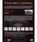 Velké bitvy historie Okinawa 1945 DVD