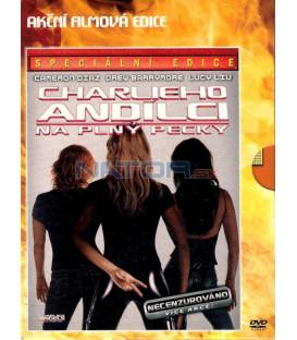 Charlieho andílci: Na plný pecky 2003 (Charlies Angels: Full Throttle) DVD