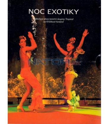 NOC EXOTIKY (Křižíkova fontána) DVD
