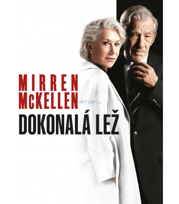Dokonalá lež 2019 (The Good Lia) DVD