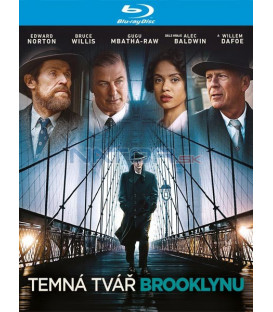 Temná tvář Brooklynu / Sirota Brooklyn 2019 (Motherless Brooklyn) Blu-ray