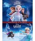 Ľadové kráľovstvo kolekcia 1.+2. (DVD)