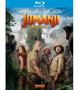 Jumanji: Další level 2019 (Jumanji: The Next Level) Blu-ray