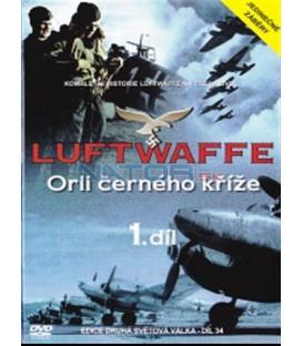Luftwaffe 1. díl - Orli černého kříže (Luftwaffe at War - Eagles of the Black Cross) DVD