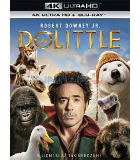 DOLITTLE 2020 (4K Ultra HD) - UHD Blu-ray + Blu-ray
