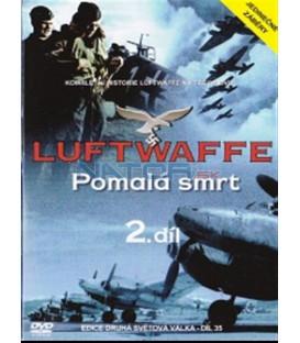 Luftwaffe 2. díl - Pomalá smrt (Luftwaffe at War - A Slow Death) DVD