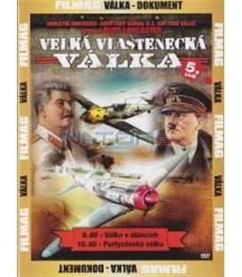 Velká vlastenecká válka - 5. DVD/Neznámá válka (Neizvestnaja Vojna/The Unknown War) DVD