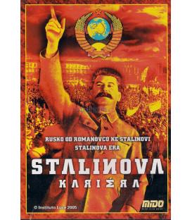 Stalin - Pravdivý příběh o muži z krve a oceli 2005 DVD