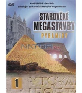 Starověké megastavby (1. díl) - Pyramidy (Ancient Megastructures - Pyramid)