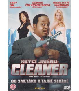 Krycí jméno: Čistič (Code name:The Cleaner) DVD