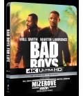 MIZEROVÉ NAVŽDY 2019 (Bad Boys For Life) (4K Ultra HD) - UHD Blu-ray + Blu-ray SteelBook