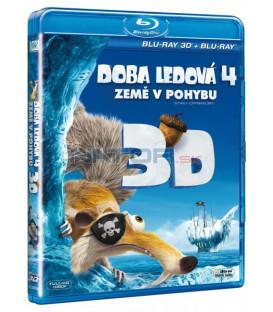 Doba ledová 4: Země v pohybu BD3D